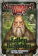 Summoner Wars : Second Summoner - Fallen Kingdom