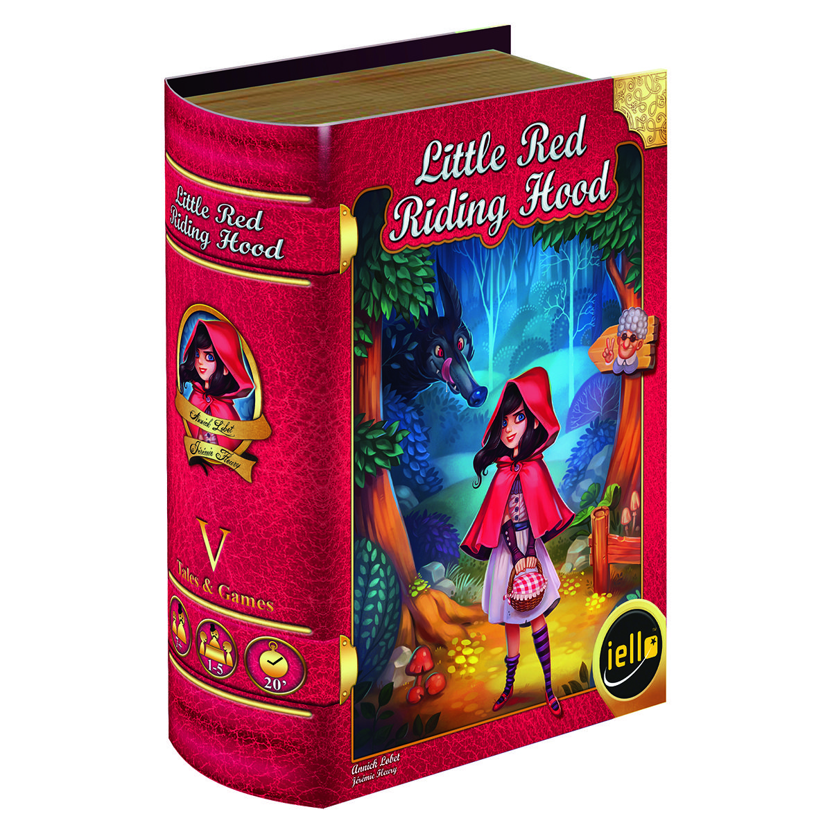 Tales & Games : Little Red Riding Hood