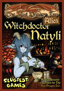 The Red Dragon Inn : Allies - Witchdoctor Natyli
