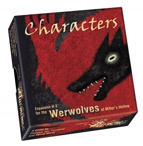 Werewolves of Miller's Hollow : Character Expansion