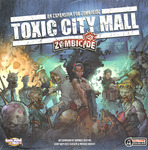 Zombicide : Toxic City Mall Tiles