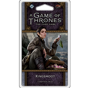 A Game of Thrones: The Card Game (Second Edition) - Kingsmoot  Chapter Pack