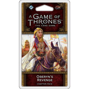 A Game of Thrones : The Card Game (Second Edition) – Oberyn's Revenge