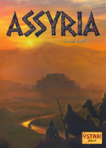 whats the capital of assyria