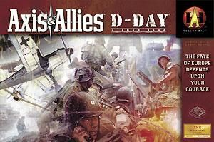 Axis and Allies : D-Day