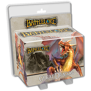 Battlelore 2nd edition : Great Dragon Reinforcement
