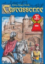 Carcassonne (includes River tiles)