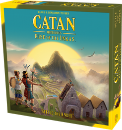 Catan : Rise of the Inkas (Special Offer)