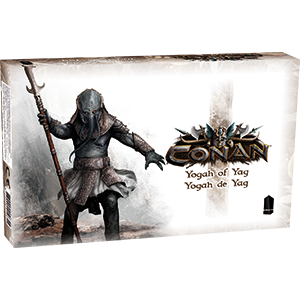 Conan : Yogah of Yag
