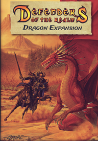 Defenders of the Realm : The Dragon Expansion (Second Edition)