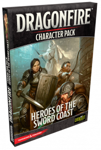 Dragonfire : Heroes of the Sword Coast Character Pack