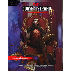Dungeons & Dragons RPG: 5th Edition - Curse of Strahd
