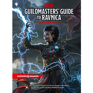 Dungeons & Dragons RPG: 5th Edition - Guildmaster's Guide to Ravnica