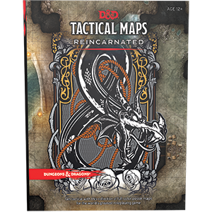 Dungeons & Dragons RPG: 5th Edition - Tactical Maps Reincarnated