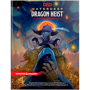 Dungeons & Dragons RPG: 5th Edition - Waterdeep: Dragon Heist