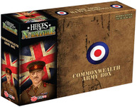 Heroes of Normandie : Army Box - Commonwealth