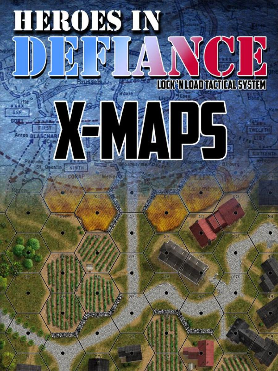 Ww2 Tactical Maps
