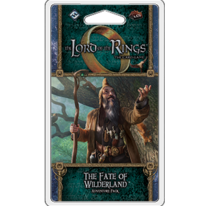 Lord of the Rings : The Card Game - The Fate of Wilderland Adventure Pack