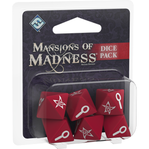 Mansions of Madness (Second Edition): Dice Pack