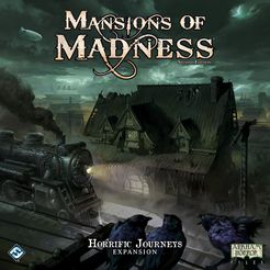 Mansions of Madness (Second Edition): Horrific Journeys