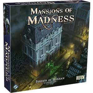 Mansions of Madness (Second Edition): Streets of Arkham