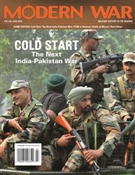 Modern War #36 : Cold Start - The Next India-Pakistan War