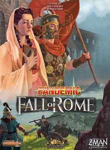 Pandemic : The Fall of Rome