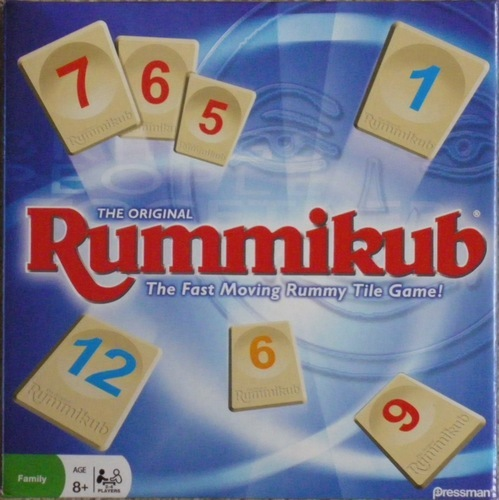 Rummikub products