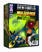 Sentinels of the Multiverse : Rook City & Infernal Relics