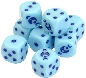 Star Trek : Ascendancy - Andorian Dice