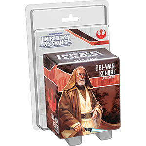 Star Wars : Imperial Assault - Obi-Wan Kenobi (Special Offer)