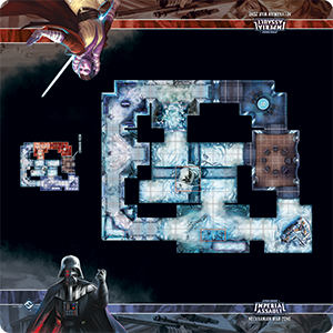 Star Wars Imperial Assault :  Skirmish Maps - Nelvaanian Warzone