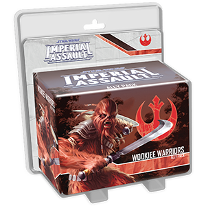 Star Wars: Imperial Assault - Wookie Warriors Ally Pack