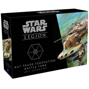 Star Wars: Legion - AAT Trade Federation Battle Tank Unit Expansion