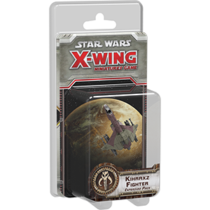 Star Wars X-wing - Kihraxz