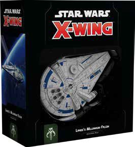 Star Wars X-Wing Second Edition : Lando's Millennium Falcon Expansion Pack