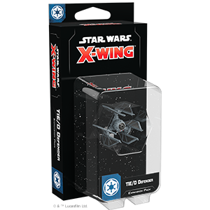 Star Wars X-Wing  Second Edition : TIE/D Defender Expansion Pack