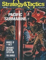 Strategy and Tactics 311 : Pacific Submarine