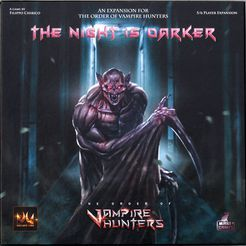 The Order of Vampire Hunters: The Night is Darker Expansion
