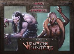 The Order of Vampire Hunters: Vibora and the Jararaca Expansion