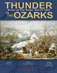 Thunder in the Ozarks - The battle of Pea ridge