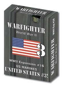 Warfighter WWII Expansion 16: US Marines #3