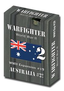 Warfighter WWII Expansion 19: Australia #2