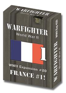 Warfighter WWII Expansion 20: France #1
