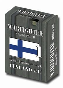 Warfighter WWII Expansion 32: Finland #1