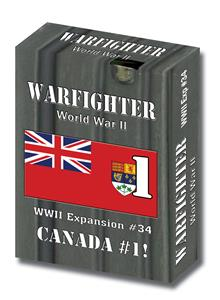 Warfighter WWII Expansion 34: Canada #1