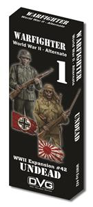 Warfighter WWII Expansion 42: Undead