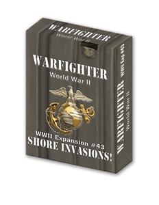 Warfighter WWII Expansion 43: Shore Invasions