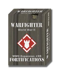 Warfighter WWII Expansion 45: Fortifications