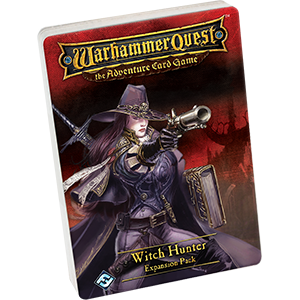 Warhammer Quest : WitchHunter